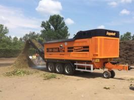 Broyeur DOOPSTADT DW3060 BioPower de RACINE