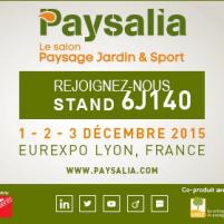 Salon PAYSALIA - Stand N°6j140