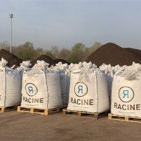 Big bag Racine avec logo