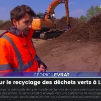 Cédric Levrat dans un reportage sur Tf1