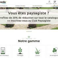 Nouveau site Neoverda.fr